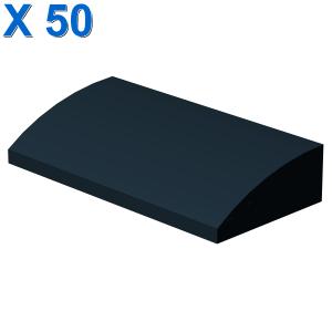 PLATE W. BOW 2x4x2/3 X 50