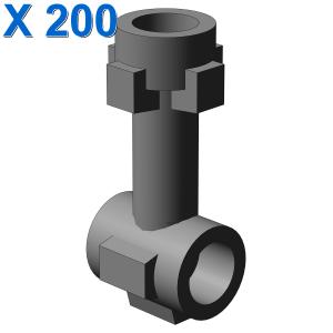 Ø3.2 SHAFT W. CORED KNOB X 200