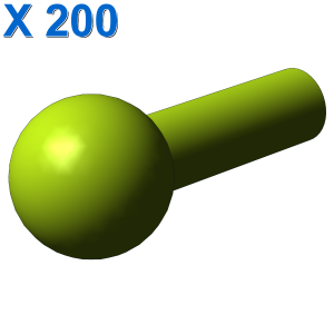 3.2 SHAFT W/5.9 BALL X 200