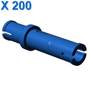 CONNECTOR PEG W. FRICTION 3M X 200