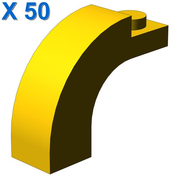 BRICK W. BOW 1X1X2 X 50