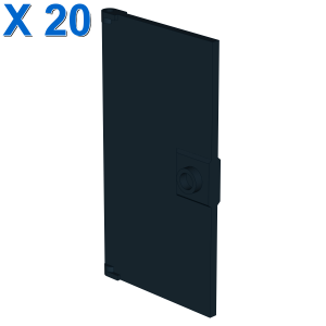GLASS DOOR FOR FRAME 1X4X6 X 20