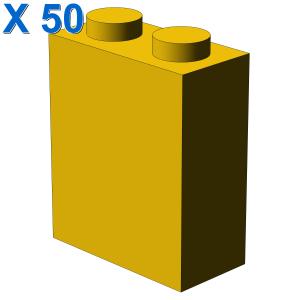 BRICK 1X2X2 X 50