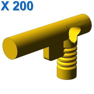 NOZZLE W/Ø3.18, SHAFT X 200