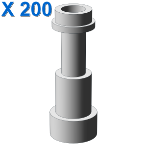STICK Ø3.2 2MM W/KNOB AND TUBE X 200