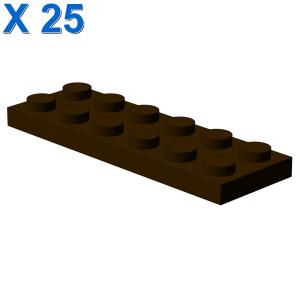 PLATE 2X6 X 25