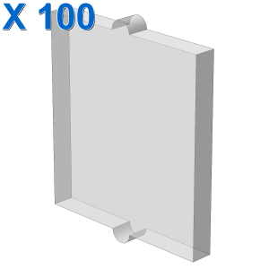 GLASS FOR FRAME 1X2X2 X 100