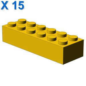 BRICK 2X6 X 15