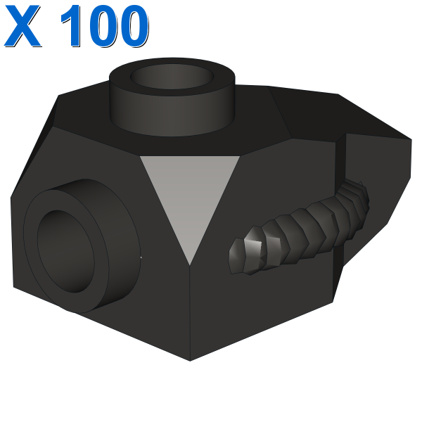 ARMOR FOR HAND W/Ø 3.2 SHAFT X 100