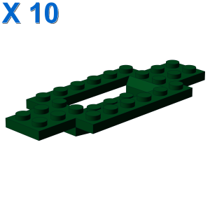 CHASSIS 4X10 W. BOT. 2X4 X 10