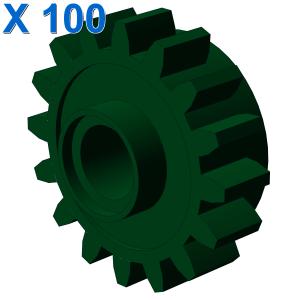 GEAR WHEEL Z16-Ø4.9 X 100