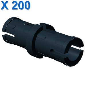 CONNECTOR PEG W. FRICTION X 200