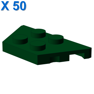 PLATE 2X4X18° X 50