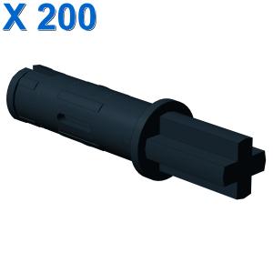 CON. BUSH 2M FR. + CROSS AXLE X 200