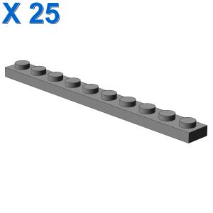 PLATE 1X10 X 25