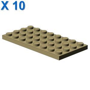 PLATE 4X8 X 10