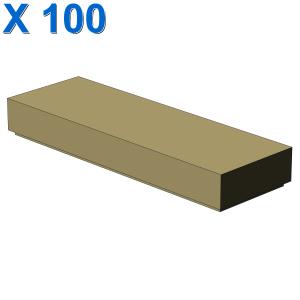 FLAT TILE 1X3 X 100