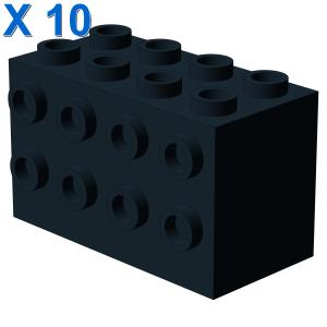 KNOB STONE 2X4X2 X 10