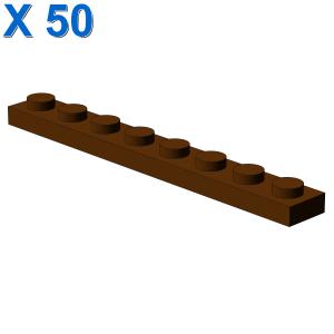 PLATE 1X8 X 50
