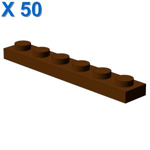 PLATE 1X6 X 50