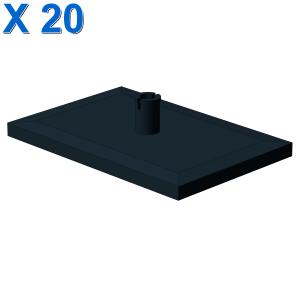 BOGIE PLATE 4X6 X 20