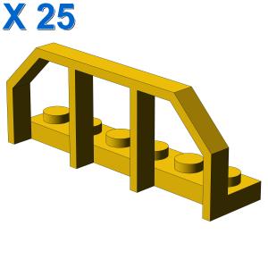 HAND RAIL 1.5X6X2 X 25