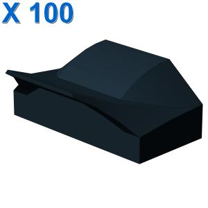 PLATE W. BOWS 2X1½ X 100