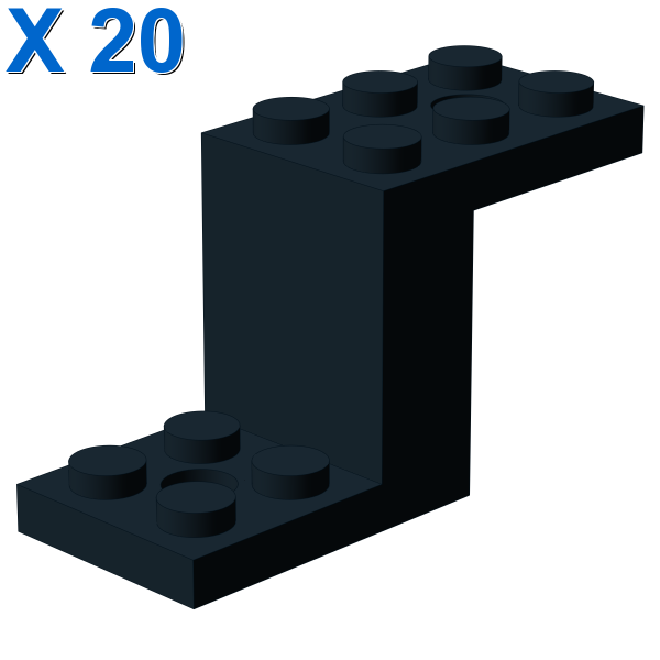 BOTTOM 2X5X2 1/3 X 20