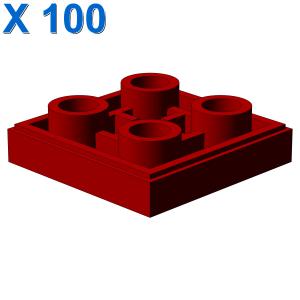 FLAT TILE 2X2 INV. X 100