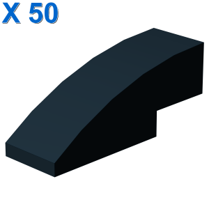 BRICK W/BOW 1/3 X 50