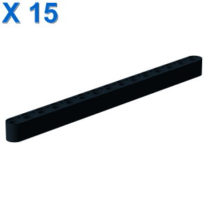 TECHNIC 15M BEAM X 15