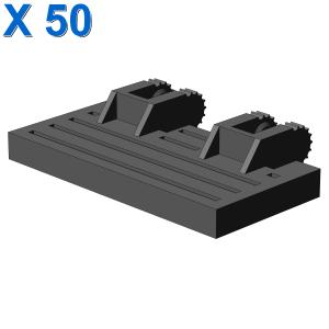 WAGGON SIDE 2X4 W. FORKS X 50