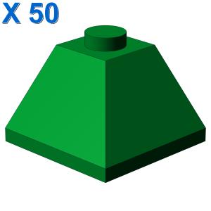 CORNER BRICK 2X2/45° OUTSIDE X 50
