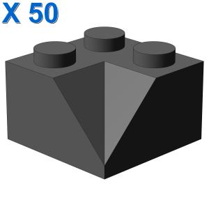 CORNER BRICK 2X2/45° INSIDE X 50