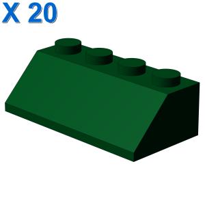 ROOF TILE 2X4/45° X 20