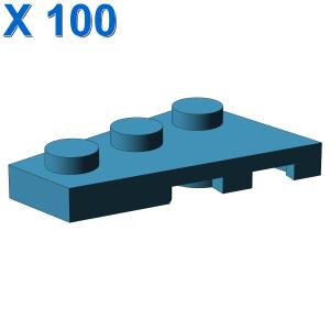 LEFT PLATE 2X3 W/ANGLE X 100