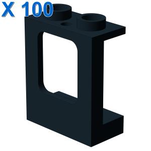 WALL ELEMENT 1X2X2 W. WINDOW X 100