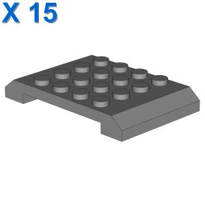 Wedge 4 x 6 x 2/3 Double X 15