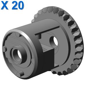 DIFFERENTIALE 3M Z 28 X 20