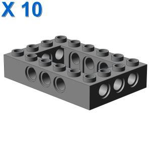 4X6 BRICK, Ø 4,85 X 10