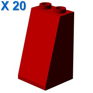 ROOF TILE 2X2X3/ 73 GR. X 20