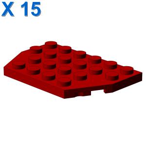 PLATE 4X6 26 DEGREES X 15