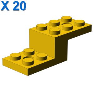 STONE 1X2X1 1/3 W. 2 PLATES 2X2 X 20