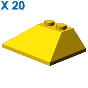 ROOF TILE 3X4, 25°/45° X 20