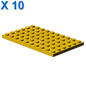 PLATE 6X10 X 10