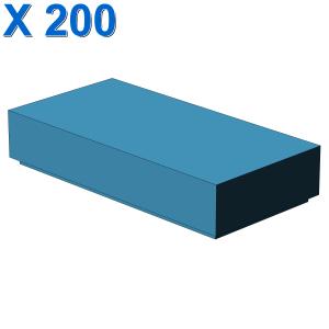 FLAT TILE 1X2 X 200