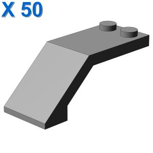 WINDSCREEN 2X5X1 1/3 X 50
