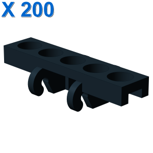 CHAINS M PLATE M 5 ø3, 2 HOLE X 200