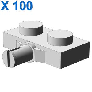 WHEEL BEARING 1X2X1/3 W/MINI SNAP X 100