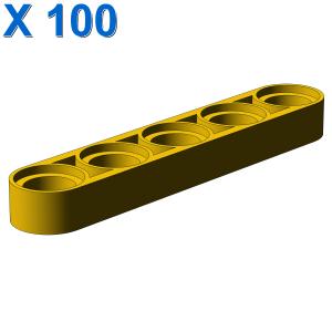 TECHNIC 5M HALF BEAM X 100